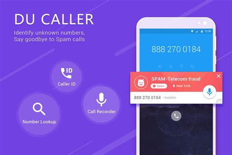 caller id call block du caller android apps on