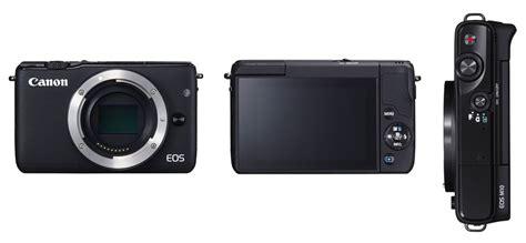 Kamera Canon M10 Second m10 canon ver 246 ffentlicht eine spiegellose kamera