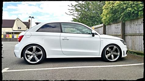 Audi A1 185 Remap by Quick Hello My A1 185 Black Edition Audi Sport Net