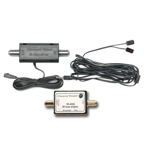 ir repeater  coax starter kit  installer shop