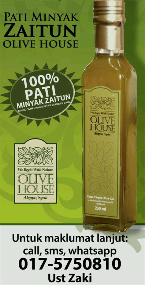Minyak Zaitun La Tulipe produk olive house testimoni minyak zaitun olive house