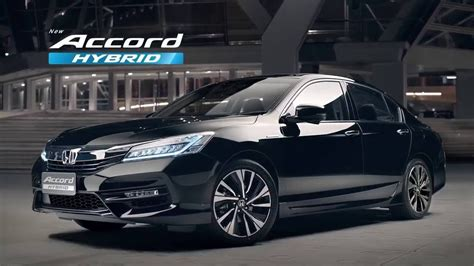 Honda Accord 2020 by 2020 Honda Accord Hybrid All New Honda Accord Sedan