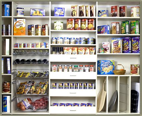 Food Pantry Designs Pantry Design Ideas For Staying Organized In Style