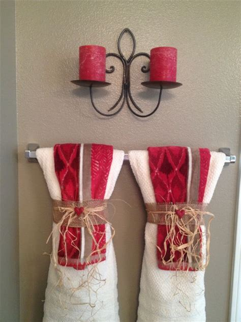 how to display bathroom towels towel display for the home pinterest bathrooms decor