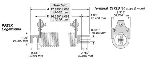 edge wound power resistors power resistors all about it