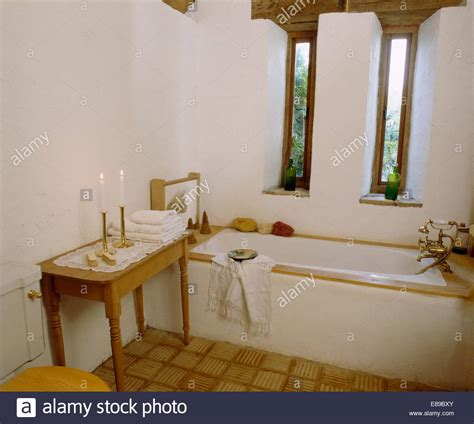 narrow bathroom windows narrow windows above bath in barn conversion bathroom with