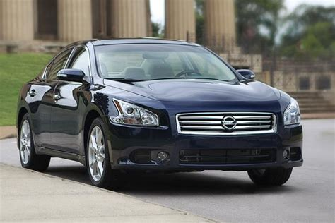 nissan car 2012 2012 nissan maxima used car review autotrader
