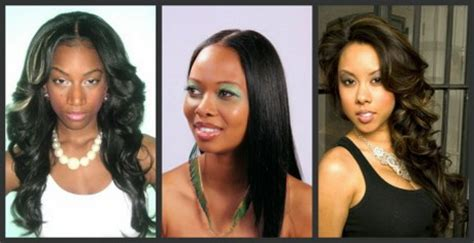 african american sew ins black hairstyles sew ins for black women