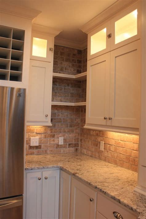 Open Bottom Kitchen Cabinets by Fabulous Hacks To Utilize The Space Of Corner Kitchen