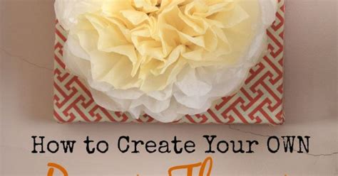 Make Your Own Paper - create your own paper flower wall for 5 hometalk