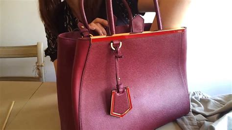 Whips Out The Fendi Purse Again by How To Identify Or Spot A Fendi 2jours Bag