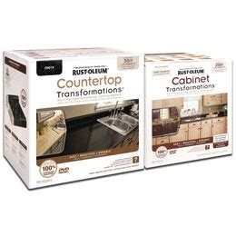 Rust Oleum S New Countertop Transformations Coating System by Zinsser Introduces Peel Stop Thick High Build