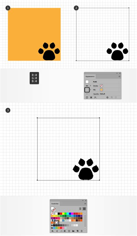 save pattern ai how to create a cute cat character in adobe illustrator