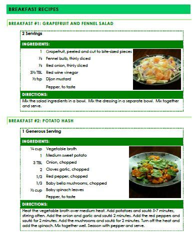 On Mail Restriction In Detox by Detox Diet Ebook