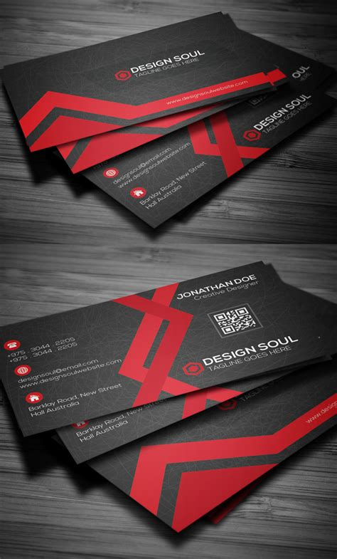 awesome free business cards psd templates and mockup