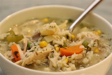 chicken soup recipe cfxq