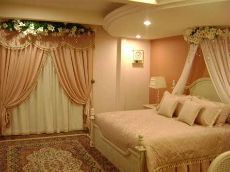 decorate bedroom romantic night how to decorate a bedroom for romantic first wedding night