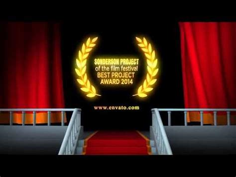 after effects project files and templates free carpet and awards opener videohive templates after