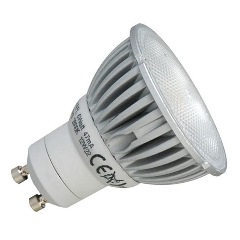 Daylight Led L 141490 6w dimmable gu10 led daylight