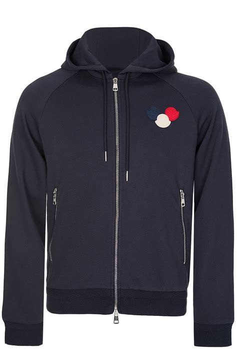 Vest Zipper Shimano Logo moncler moncler new logo zip hooded jacket navy moncler from circle fashion uk