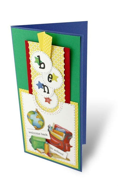 creative cards for school 1000 images about cards with creative memories on