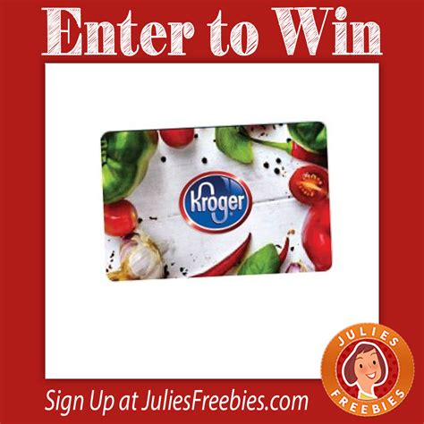 Kroger Sweepstakes 2017 - kroger your turn to score sweepstakes julie s freebies