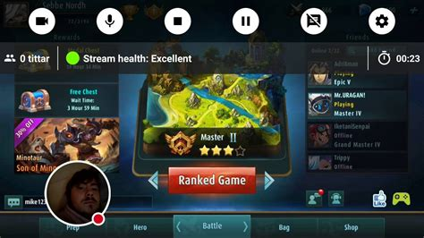 mobile legend rank mobile legends master rank