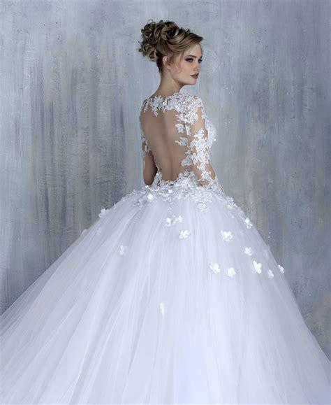 vestidos de noiva para o outono inverno 2017 portal tudo aqui