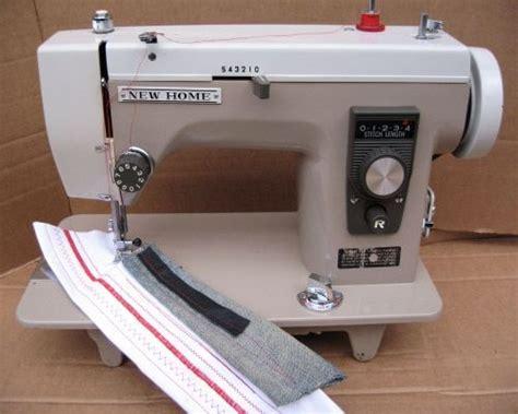 new home sewing machine manuals immediate