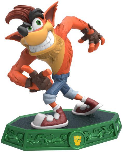 Crash Bandicoot Joins Skylanders Imaginators: See the Toy ...