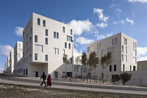 social housing design social housing in ceuta ind inter national design archdaily