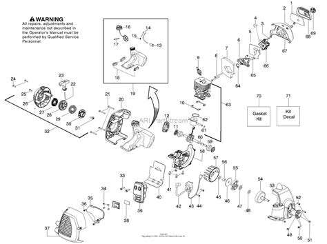 husqvarna  ld usa canada   parts diagram  engine