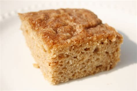 laura s sweet spot applesauce snack cake