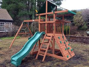 swing sets ct playset assembler and swing set installer in hartford ct
