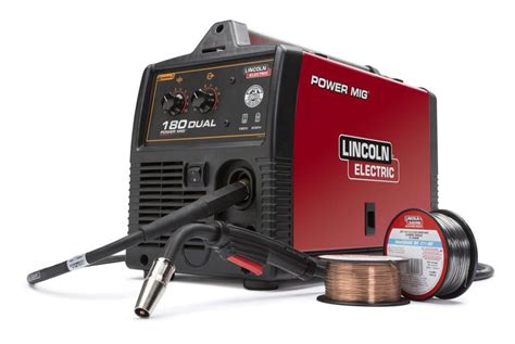 lincoln 135 mig 989 00 lincoln k3018 2 180 dual mig welder free ship