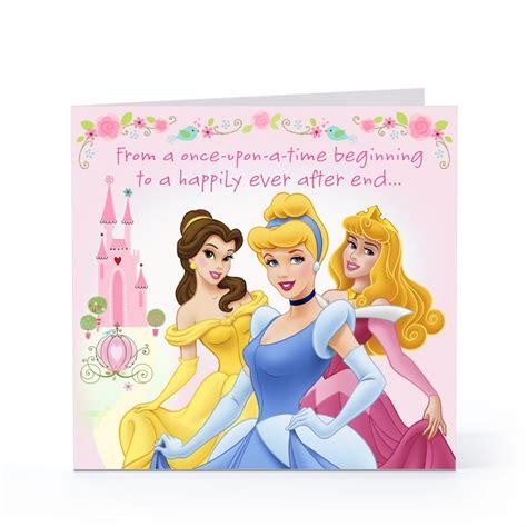 disney princess printable greeting cards disney princesses belle cinderella and aurora birthday