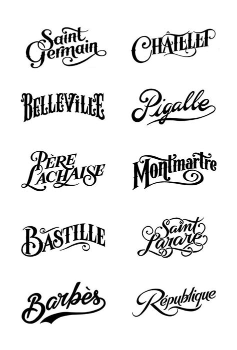 tattoo logo font 21 best images about type inspiration on pinterest