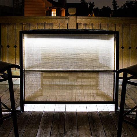 Outdoor Bar Lights Waterproof Linear Led Light Bar Fixture 390 Lumens Aluminum Light Bar Fixtures Rigid Led