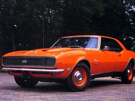 1968 l71 427 435hp camaro rs ss that is also special