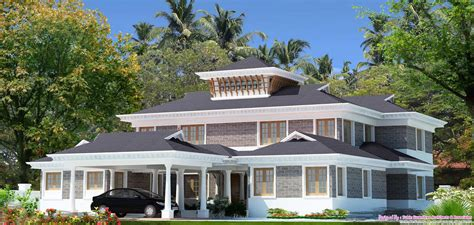 5000 sq ft house 5000 sq ft 4bhk villa design