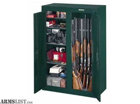 stack on 16 31 gun cabinet armslist for sale stack on 16 to 31 gun convertible