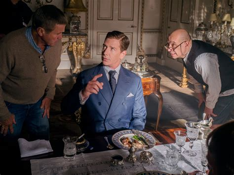 darkest hour king ben mendelsohn gets to show a different side in darkest
