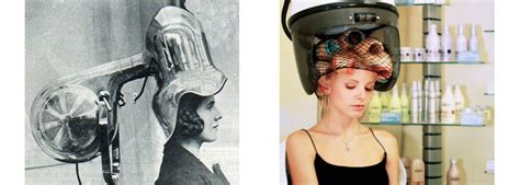 Hair Dryer Overheat styling tools then and now rosy salon software