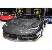 Lamborghini Centenario – 759bhp V12 Supercar Shown On