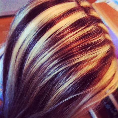 blonde and burgundy high and low lights for short ladies hairstyles 25 best ideas about light burgundy hair on pinterest