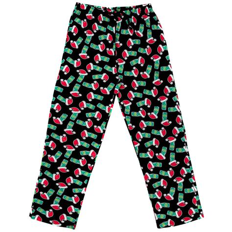 b m mens christmas lounge pants beer christmas