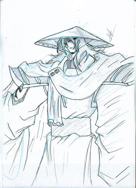 Mortal Kombat X Sketches by Mortal Kombat Raiden Sketch By Kaiserkleylson On
