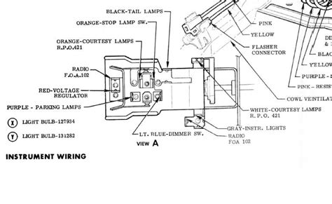 28 1953 chevy truck headlight switch wiring diagram