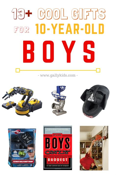 christmas gifts for creative boys gifts for 10 year boys of the 21st century