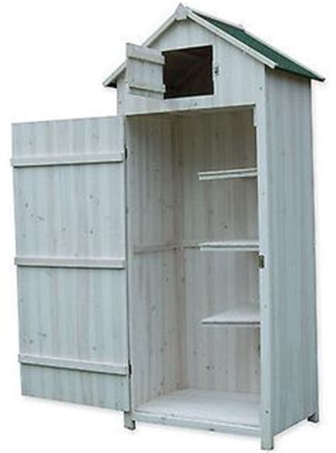 Lifescapes Highboy Storage Shed by The World S Catalog Of Ideas